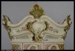 Kachelofen Krone Detail